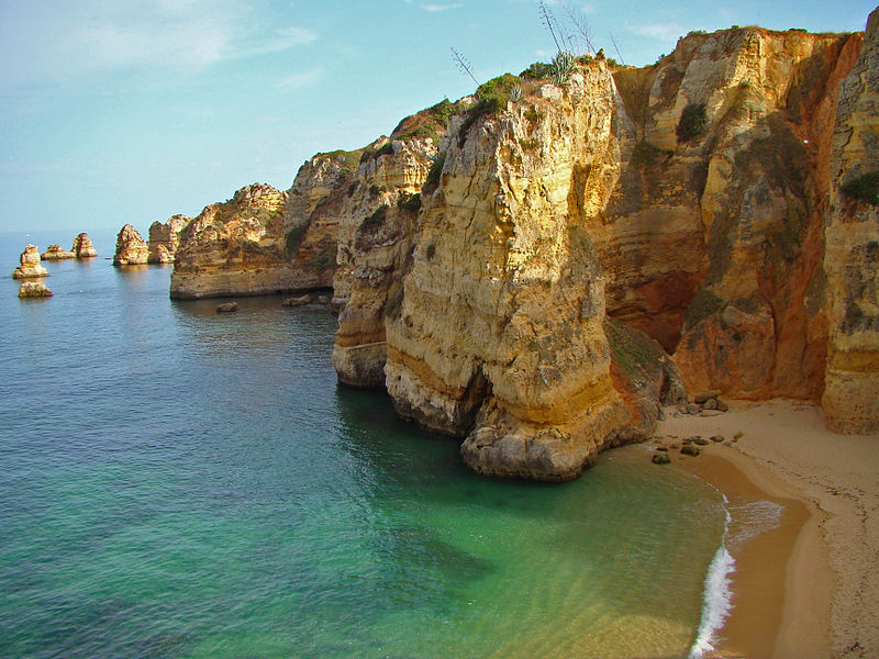 Barlavento do Algarve lagos