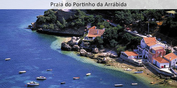 3Praia do Portinho da Arrabida