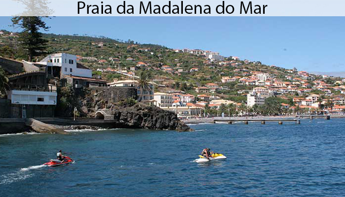 Praia da Madalena do Mar