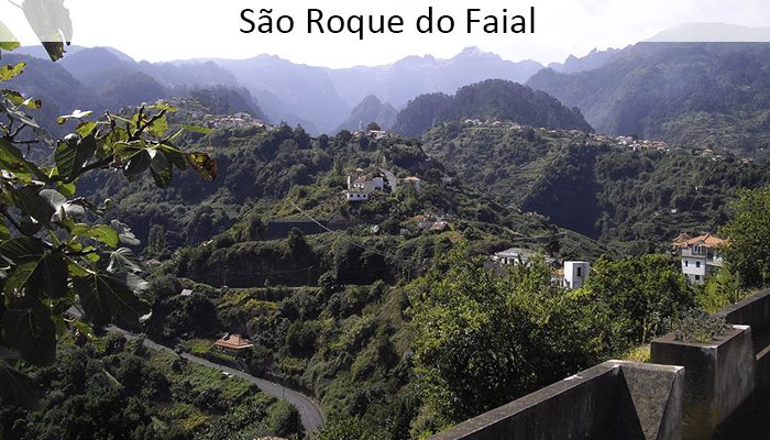Sao Roque do Faial